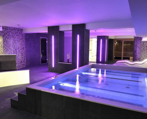 Venez vous détendre dans notre spa