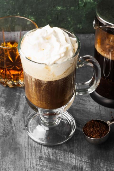 Cafè irlandès