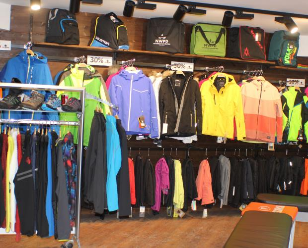 Buy or rent your ski equipment