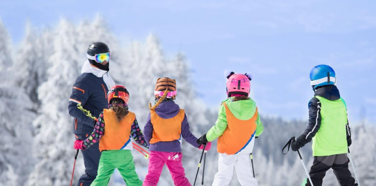 Book your ski lessons