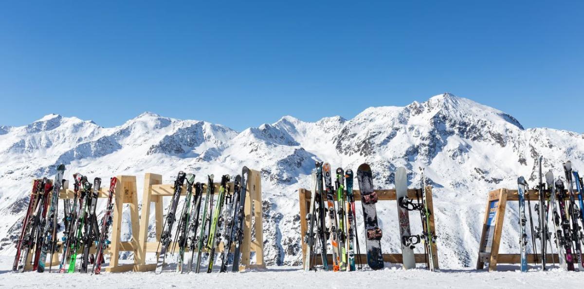 Book your ski pass