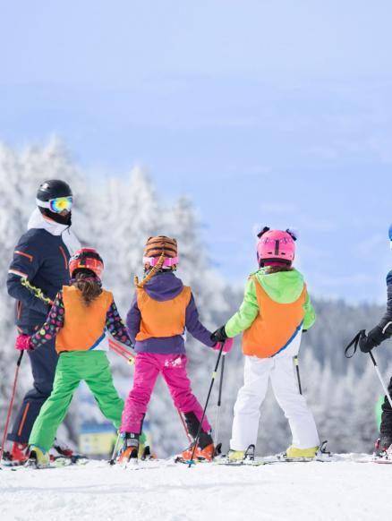 Reserva les teves classes d'esquí