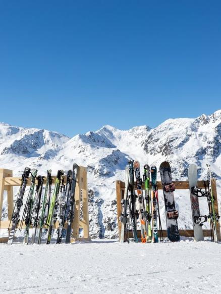 Reserva el teu forfet d'esquí